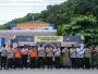 Tim Supervisi Operasi Ketupat Polda Aceh Cek Kesiapan Posko di Polres Aceh Selatan