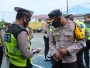Sie Propam Gelar Gaktibplin Bagi Seluruh Personil Polres Aceh Selatan
