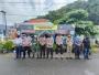Kasiwas Polres Aceh Selatan Lakukan Pengecekan Personil Pos Pelayanan Ops Ketupat 2021