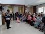 Himbauan Sat Binmas Polres Aceh Selatan Kepada Nasabah Bank Aceh Syariah