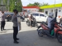 Berikan Himbauan Petugas dan Masyarakat Di SPBU Untuk Patuhi Protokol Kesehatan