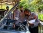 Jelang Serah Terima Jabatan Siwas Polres Aceh Selatan Lakukan Verifikasi